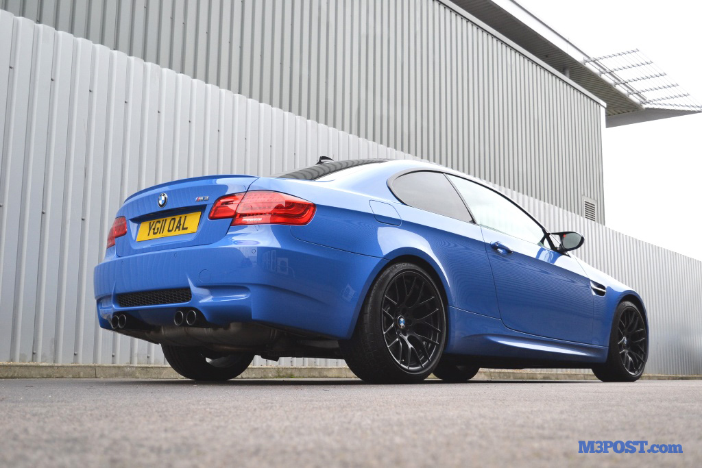 UK Gets 500 BMW M3 Coupe and Convertible Limited Edition Models