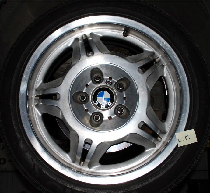 Fs Bmw E36 M3 Ltw Wheels Denver Area