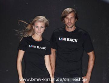 Motorsport Fan T Shirt Quot I M Back