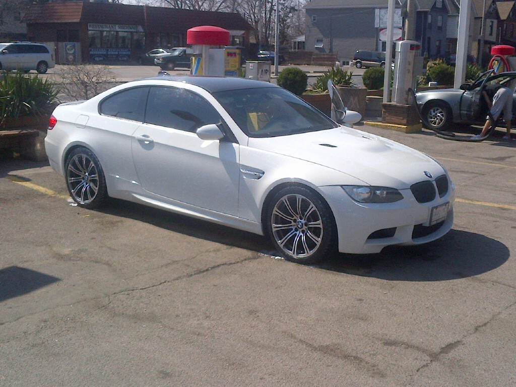 Coupe Series 2009 bmw m3 coupe 2009 BMW M3 Coupe - Alpine White / Fox Red (Non extended)