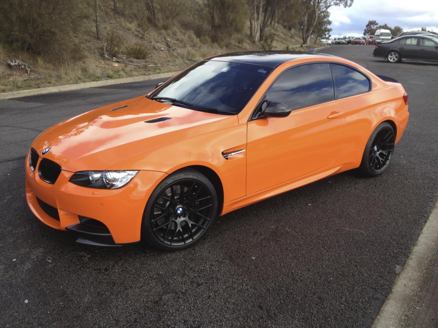 E92 Fire Orange