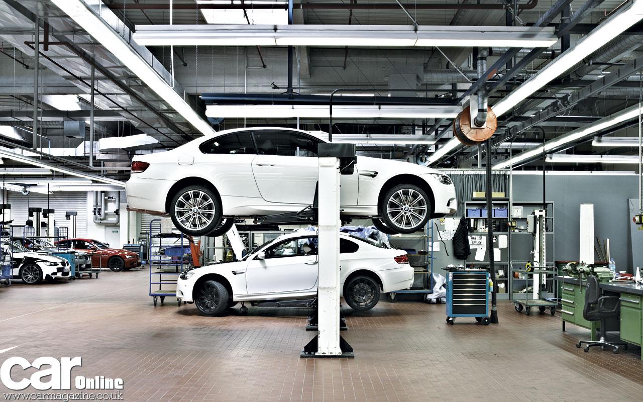 Bmw Factory M3 Quot Garage Quot Picture