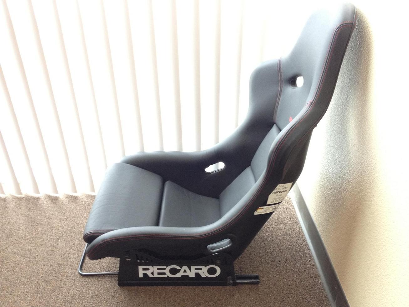 fs recaro pole position. Black Bedroom Furniture Sets. Home Design Ideas