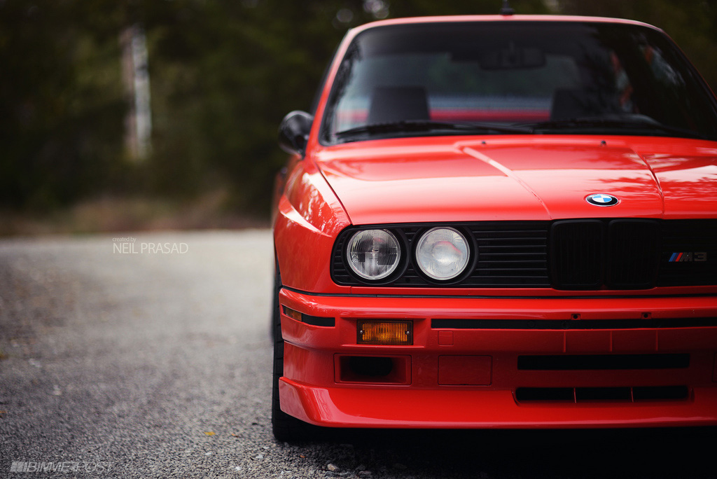 Back to its roots II - the BMW E30 M3 (modified)