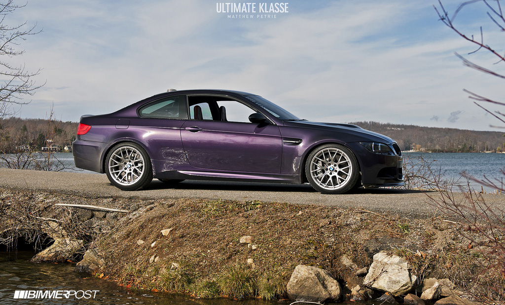 Techno Violet E92 M3 Winter Mode