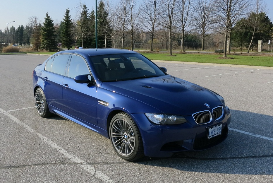 Fs 2009 Bmw E90 M3 Interlagos Blue Bamboo Beige With