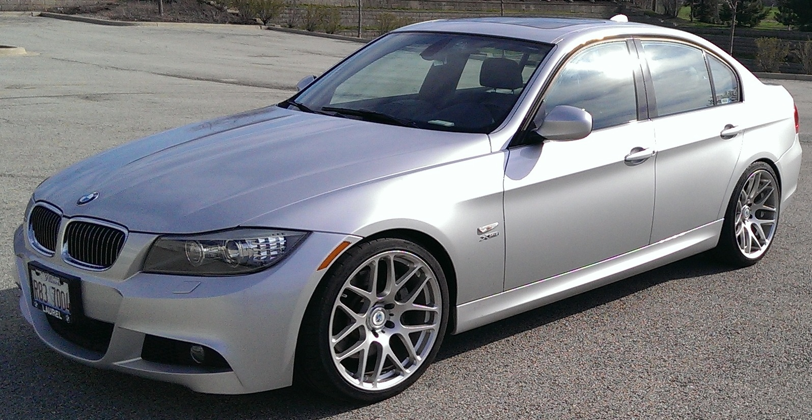 Wtt 2010 E90 Bmw 335xi M Sport 6mt Cpo For E90 M3