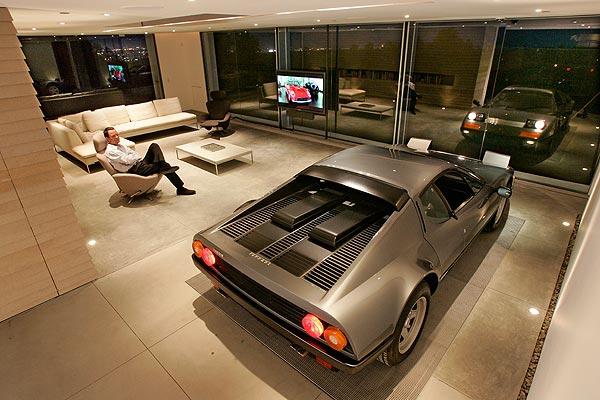 dream garage designs