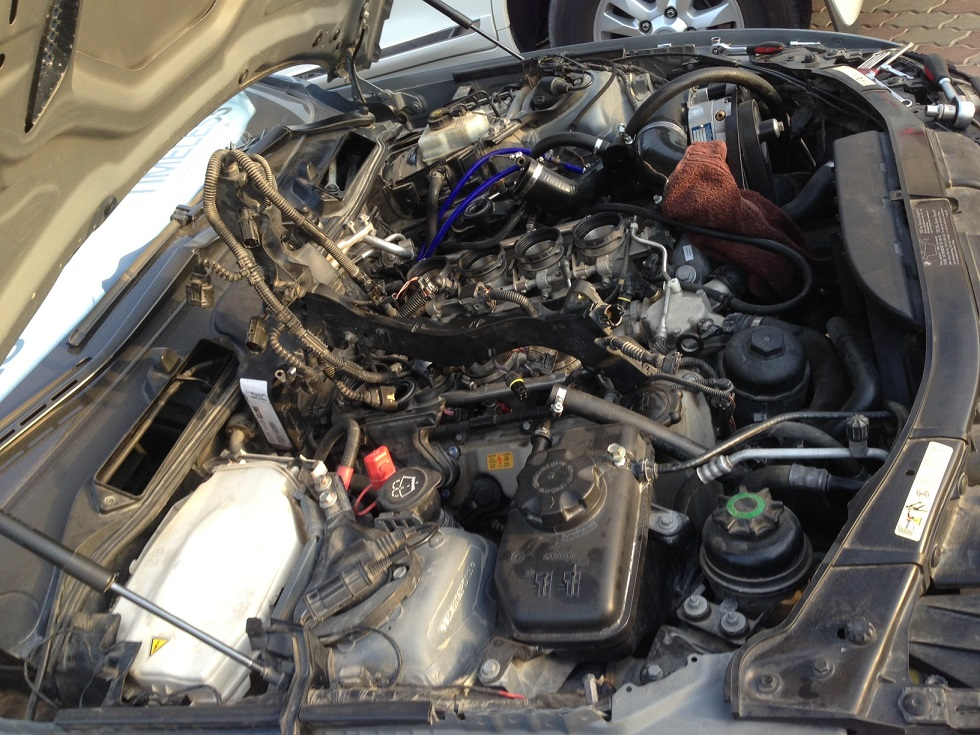 Starter motor short story and replacement - BMW M3 Forum