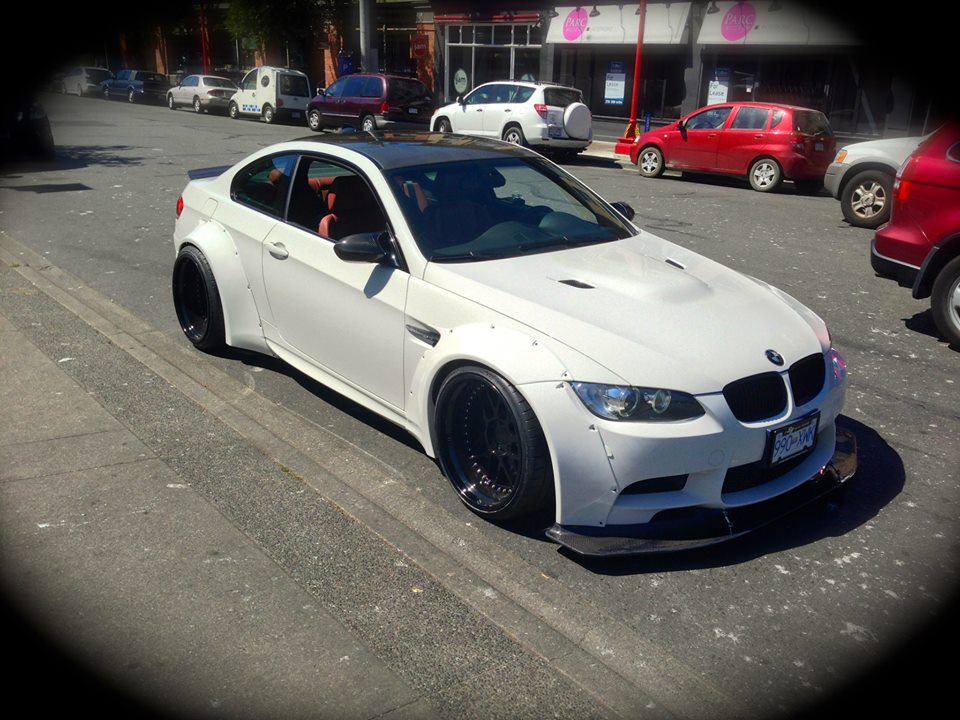 Liberty Walk Lb Performance E92 M3 Widebody Coupes By Ltmw