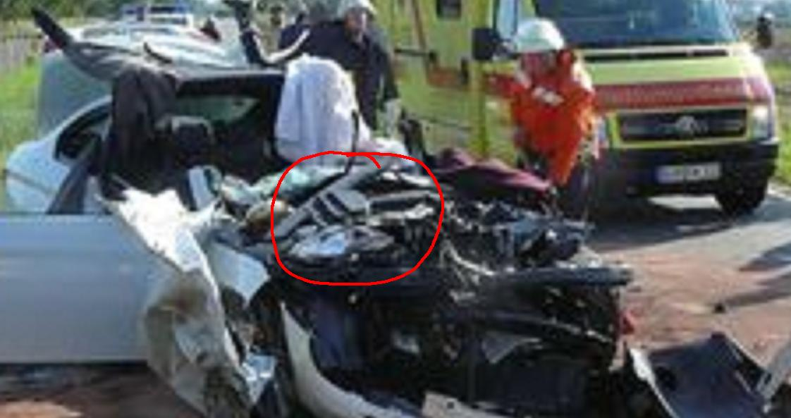 New M3 Crash