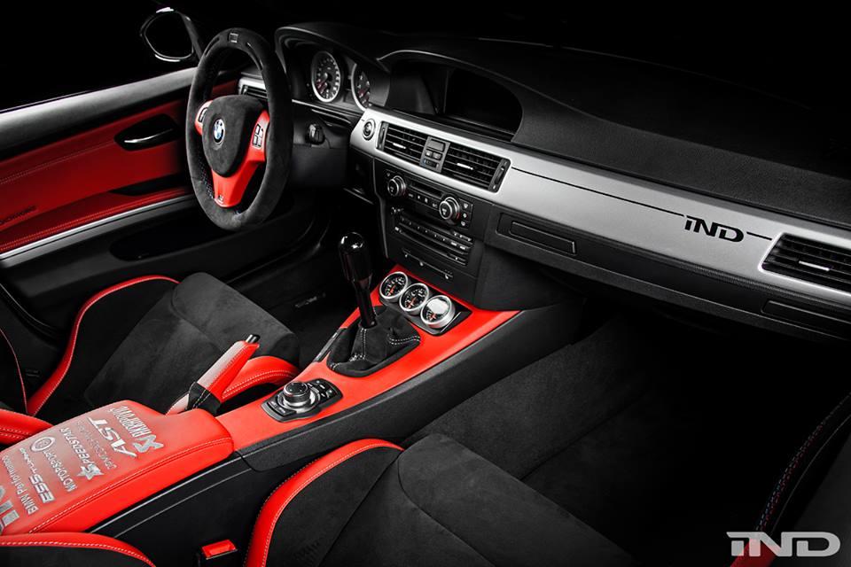 FS: Custom E90 Sedan Interior: BMW PERFORMANCE