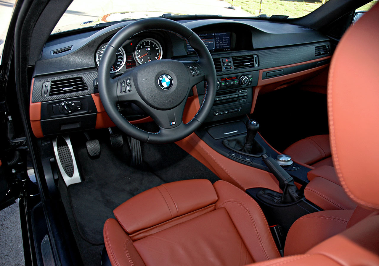 White m3 with foxy red interior pics for Interieur cuir bmw e90