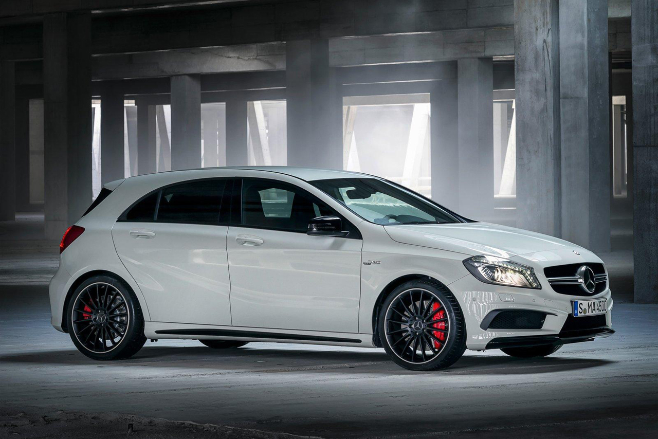 Trade In My M For A A45 Amg