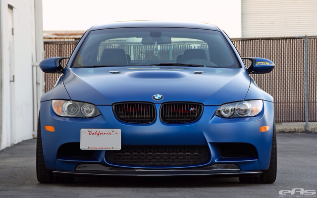 F82 M3 Badge Kidney Grill For E92