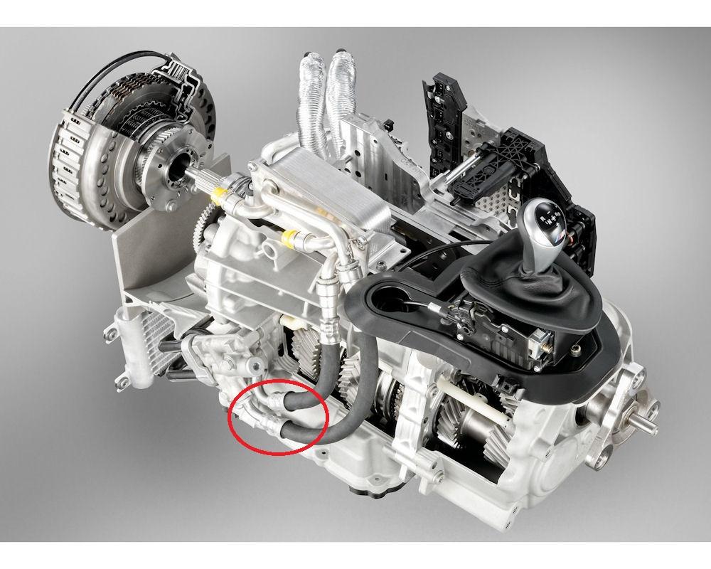 Bmw Dealership Denver >> DCT Transmission Leak