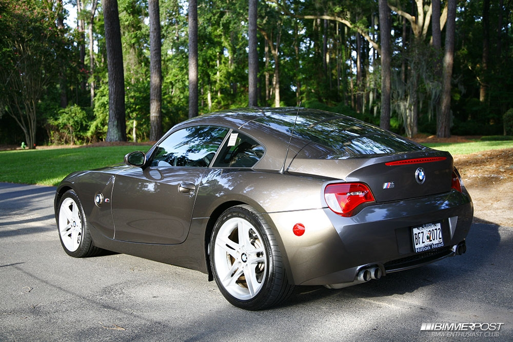 Dgsmithhhi S 2007 Bmw Z4 M Coupe Bimmerpost Garage