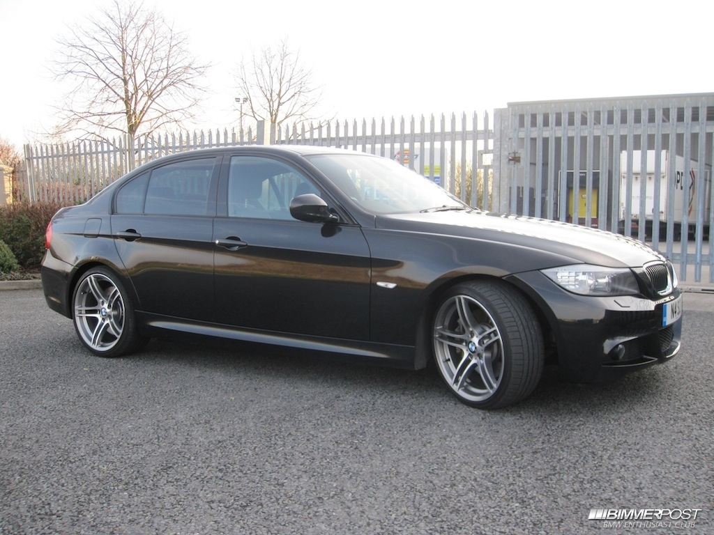 ukbeemerboy 39 s 2009 bmw e90 330d m sport bimmerpost garage. Black Bedroom Furniture Sets. Home Design Ideas