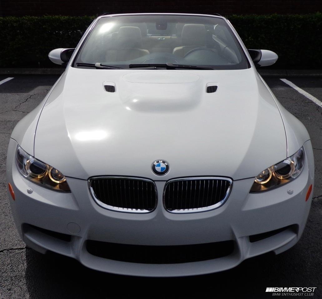 Bmw Z3 M Package: SWOT1's 2009 BMW E93 M3