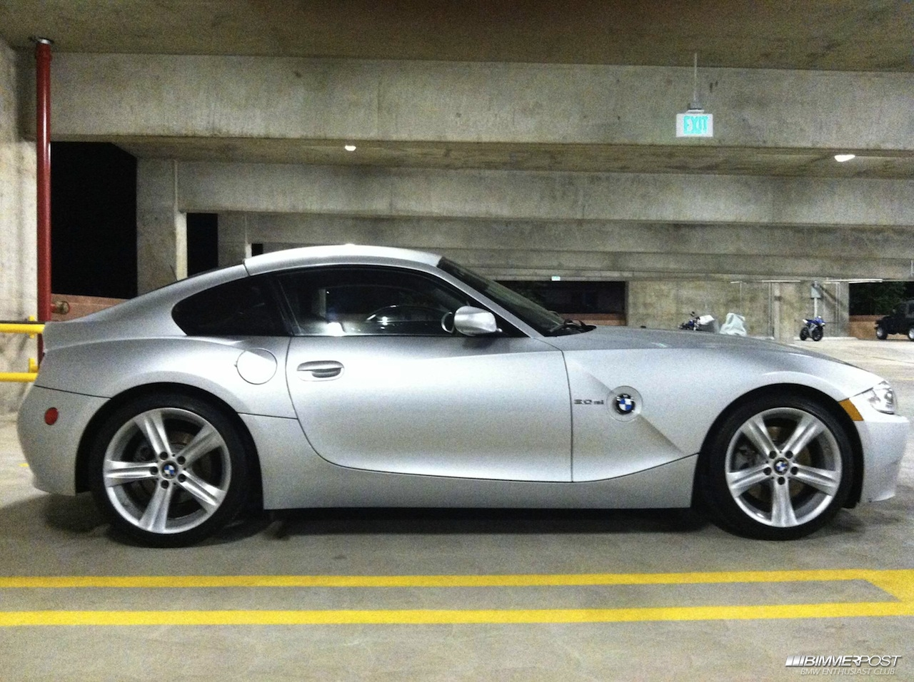 Valhalla1 S 2007 Bmw Z4 3 0si Coupe Bimmerpost Garage