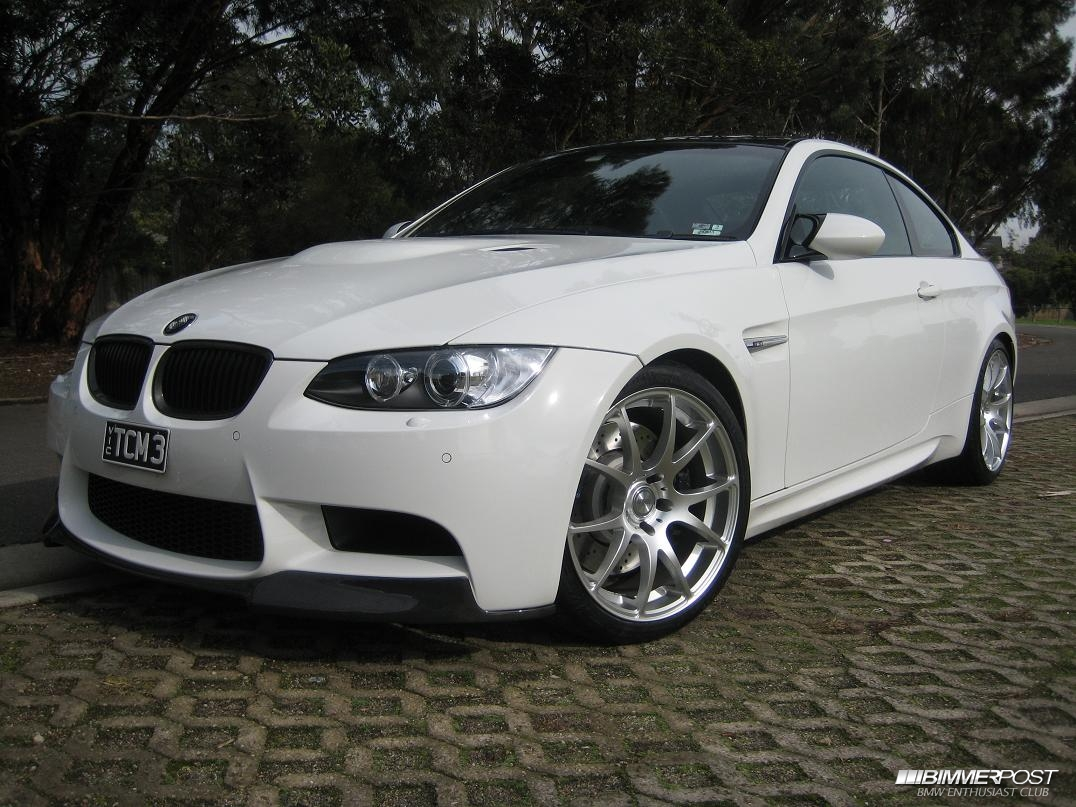 Ozstriker S 2008 Bmw E92 M3 Bimmerpost Garage