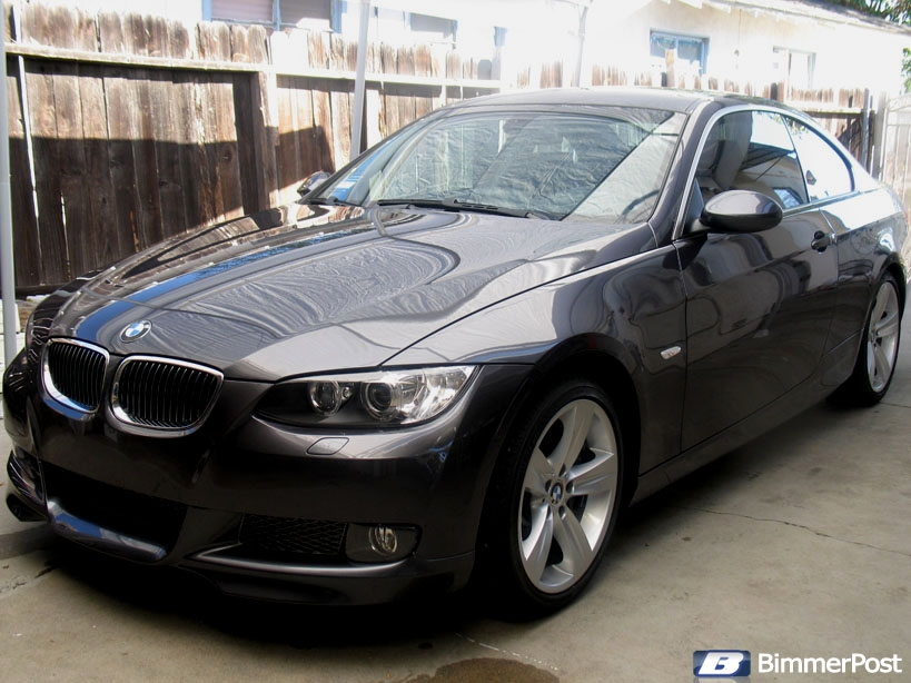 Bigbadbnss BMW I Coupe BIMMERPOST Garage - Bmw 335i 2008 coupe