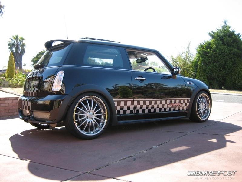Mischievous M S 2004 Mini Cooper S John Cooper Works Bimmerpost Garage
