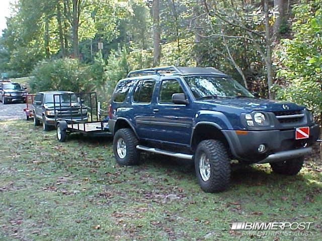 Nissan Xterra Black Wheels >> elm3's 2002 Nissan Xterra Xe V6 - BIMMERPOST Garage