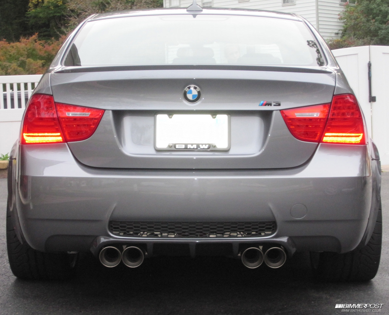 Richiep S 2010 Bmw M3 E90 Bimmerpost Garage