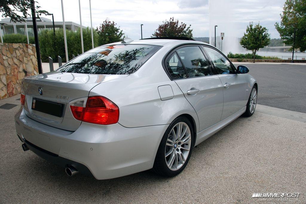 Evolution42 S 2007 Bmw 335i M Sport Bimmerpost Garage