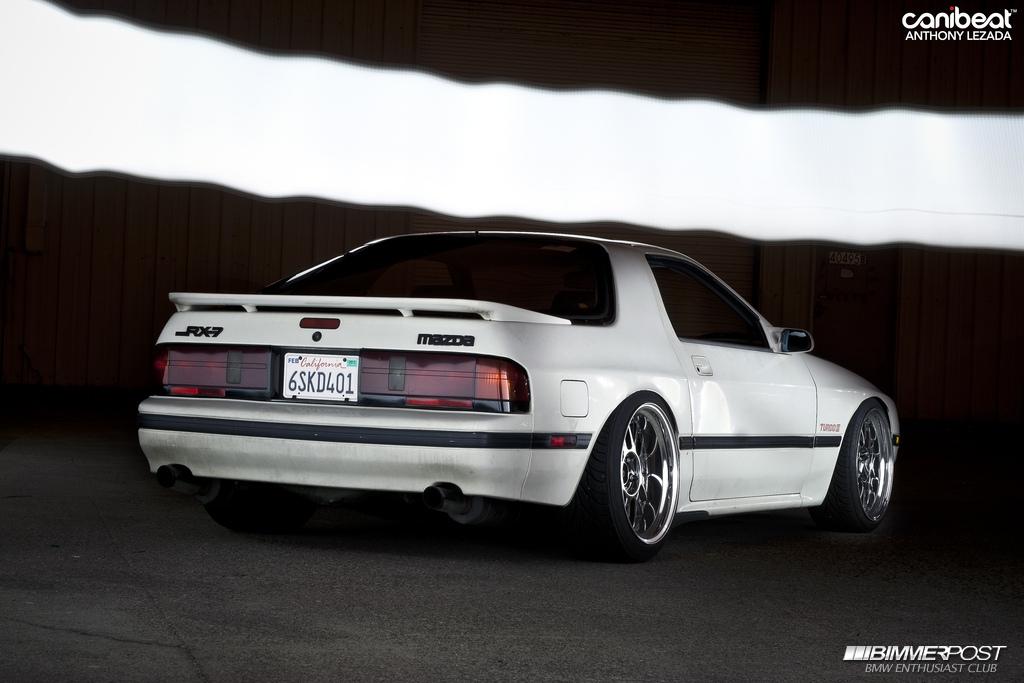 Deepfriedbutter S 1988 Mazda Rx7 Turbo Ii Bimmerpost Garage
