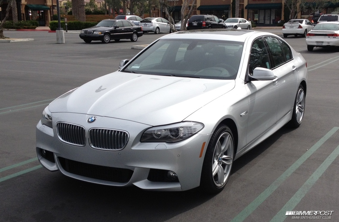 Kamichael S 2012 Bmw 550i Msport Bimmerpost Garage