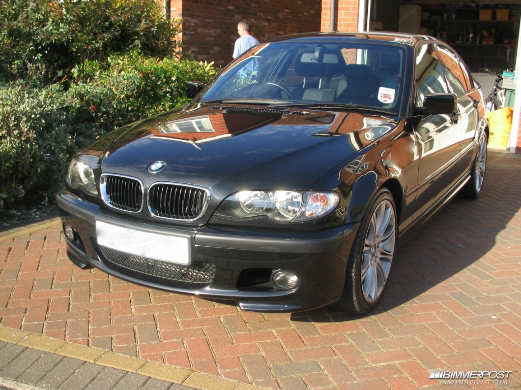 Jrah S 2004 Bmw 320d Bimmerpost Garage