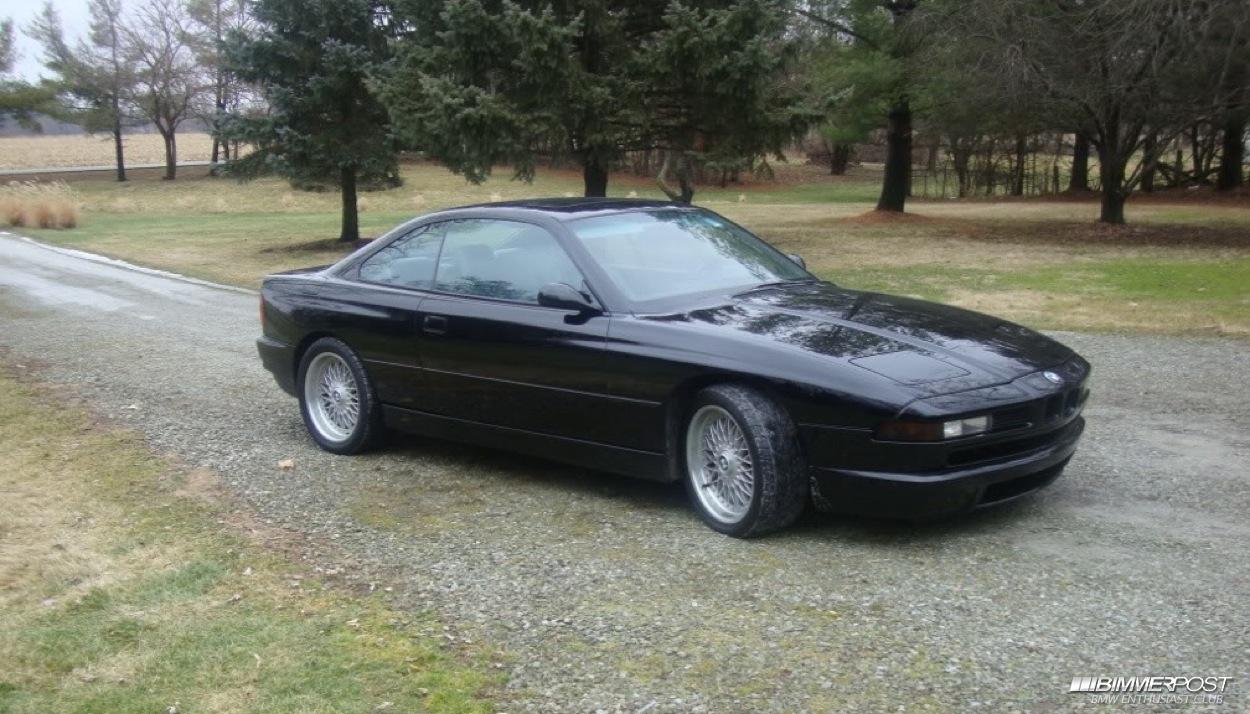 Rrpeinha S 1993 Bmw 850i Bimmerpost Garage