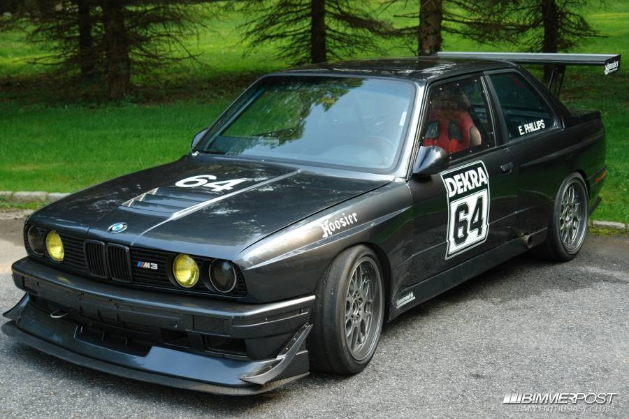 What Is Transmission >> Justin(OKC)'s 1990 BMW M3 - BIMMERPOST Garage