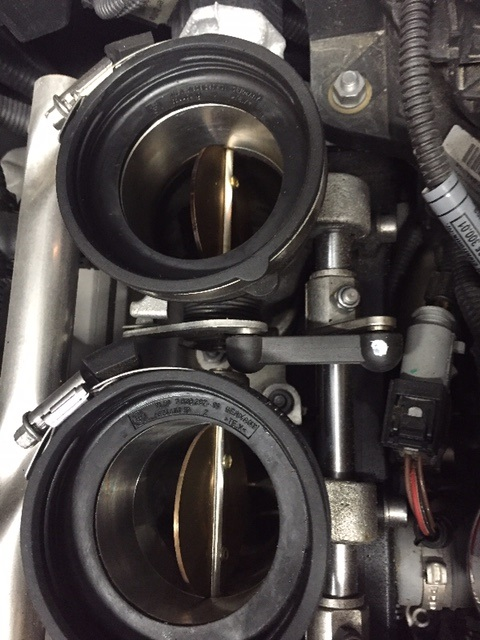 DIY Throttle Body Cleaning - BMW M3 Forum (E90 E92)