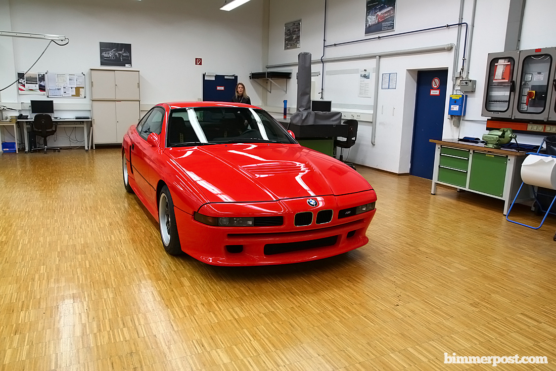 Bmw e38 for Garage bmw paris 12