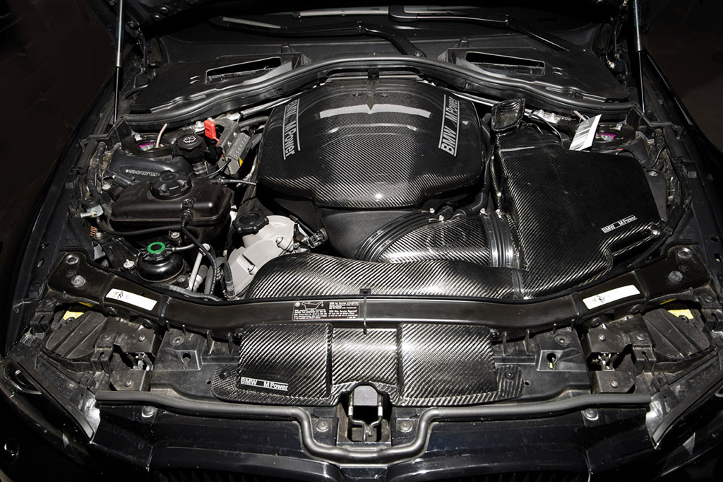 Alpha N Bmw E92 M3 Full Of Carbon Goodies