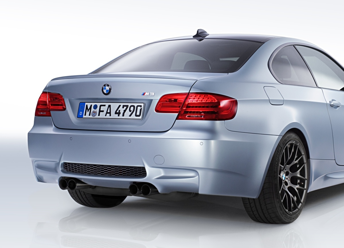 E92 M3 Coupe Frozen Silver Edition Announced For Uk